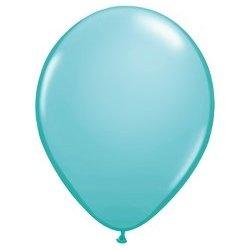 Fashion Caribbean Blue Balloon