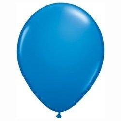 Standard Dark Blue Balloon