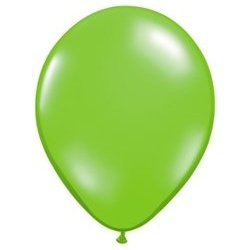 Jewel Lime Balloon
