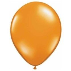 Jewel Mandarin Orange Balloon