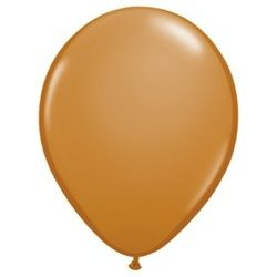 Fashion Mocha Brown Balloon