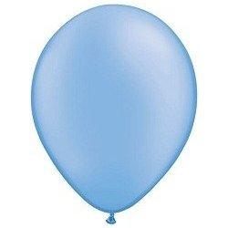 Neon Blue Balloon