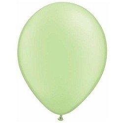 Neon Green Balloon