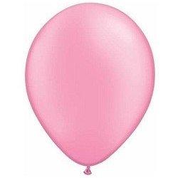 Neon Pink Balloon