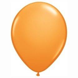 Standard Orange Balloon