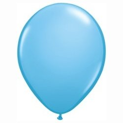 Standard Pale Blue Balloon