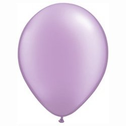 Pearl Lavender Balloon