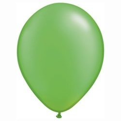 Pearl Lime Green Balloon