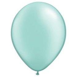 Pearl Mint Green Balloon